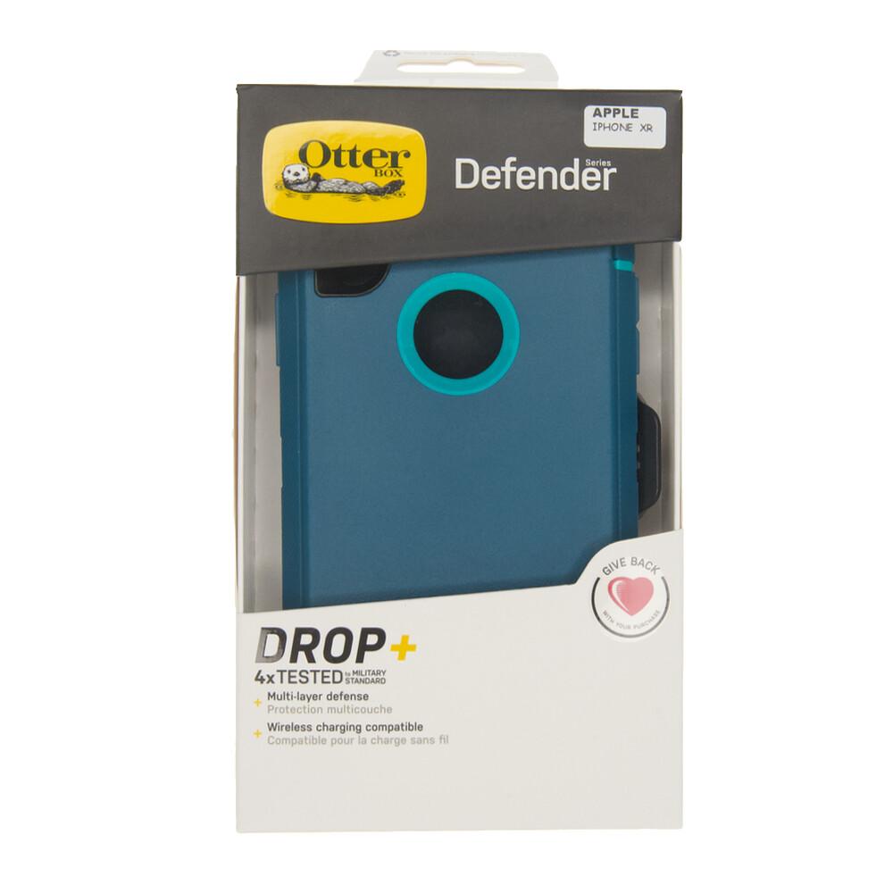 Estuche OTTERBOX Defender MENTA IPHONE XR (6.1)