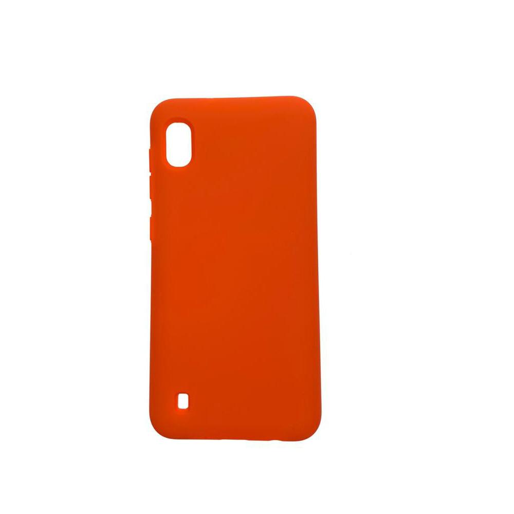 Estuche EL REY Silicon Naranja SAMSUNG A10