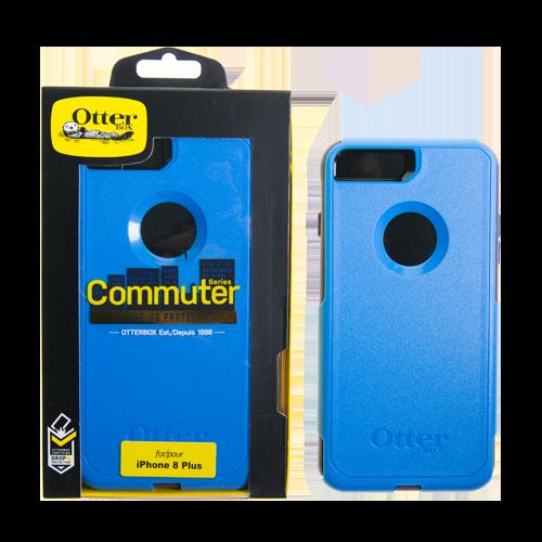 Estuche OTTERBOX Commuter IPHONE 7 | 8 PLUS AZUL