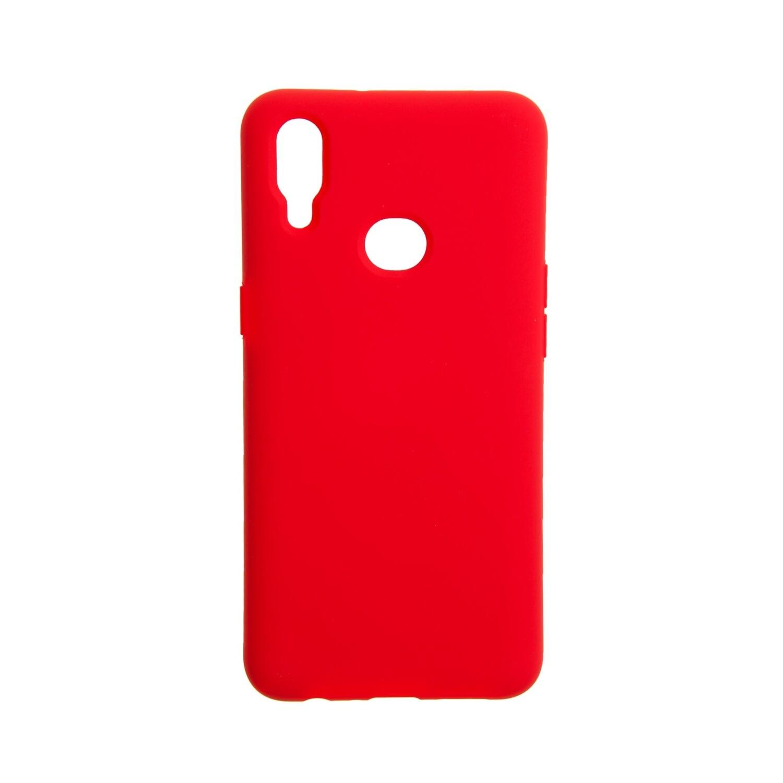 Estuche EL REY Silicon  Rojo  Samsung A10S Linea A