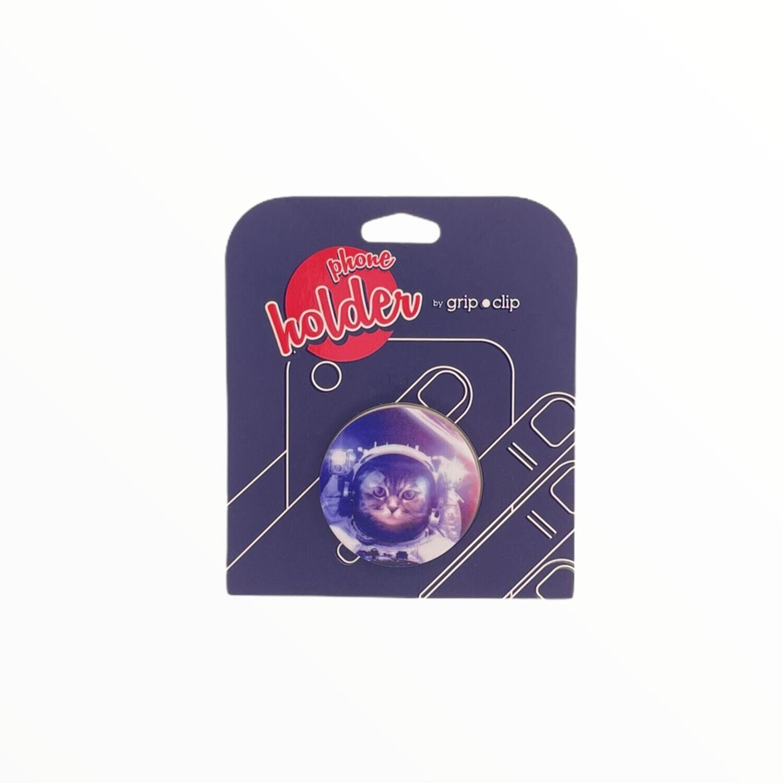 GRIP CLIP Gato Astronauta