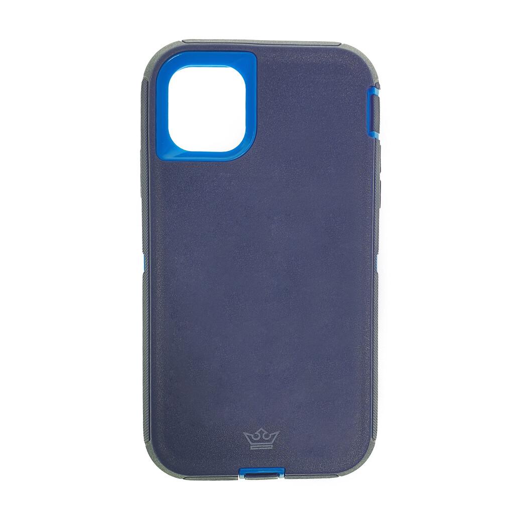 Estuche EL REY Defender Azul IPHONE 11 (6.1)