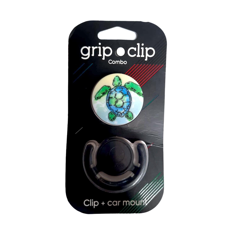 GRIP CLIP Tortuga Grande - Verde