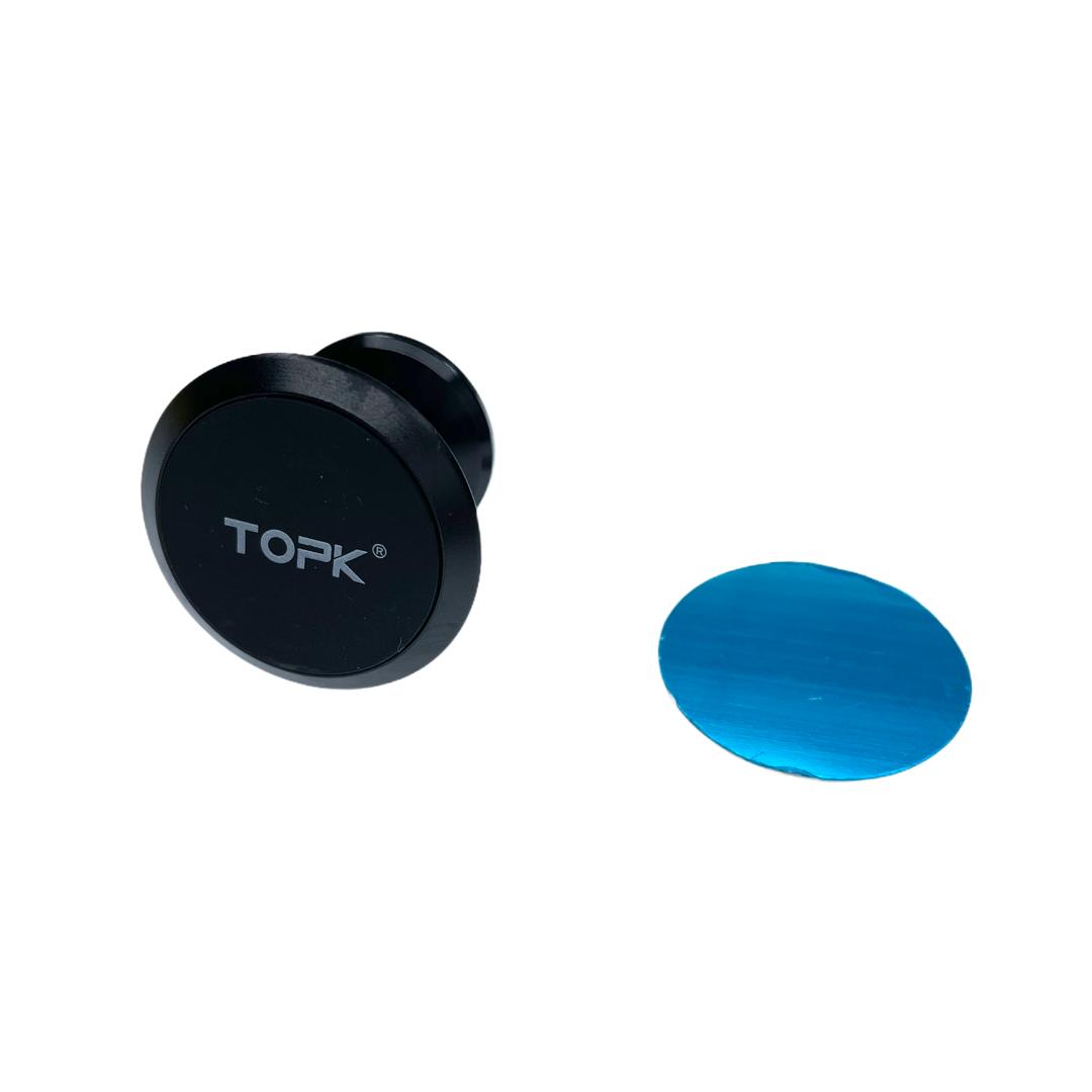TOPK Soporte Magnetico Para Carro  Negro