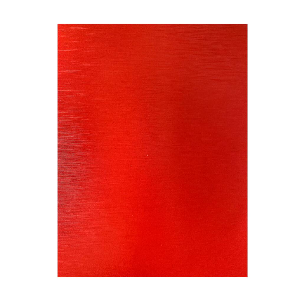 GEN Film De Color Para parte de atras en Celular Rojo