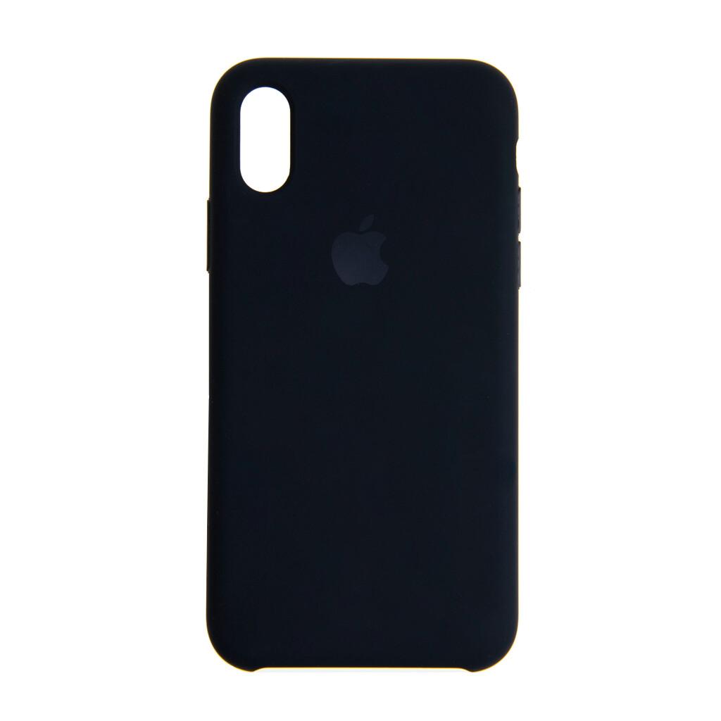 Estuche EL REY Silicon Duro - Negro  Iphone X