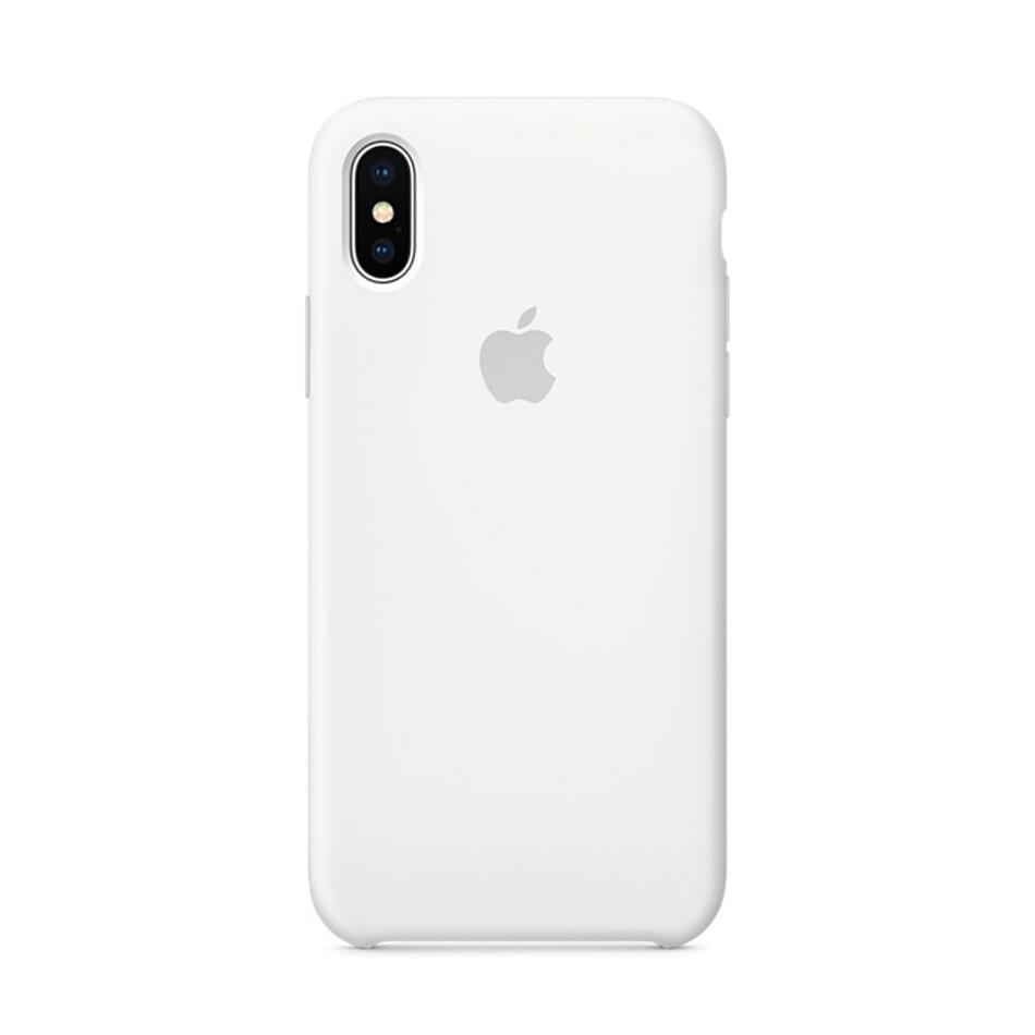 Estuche APPLE Original IPHONE X BLANCO
