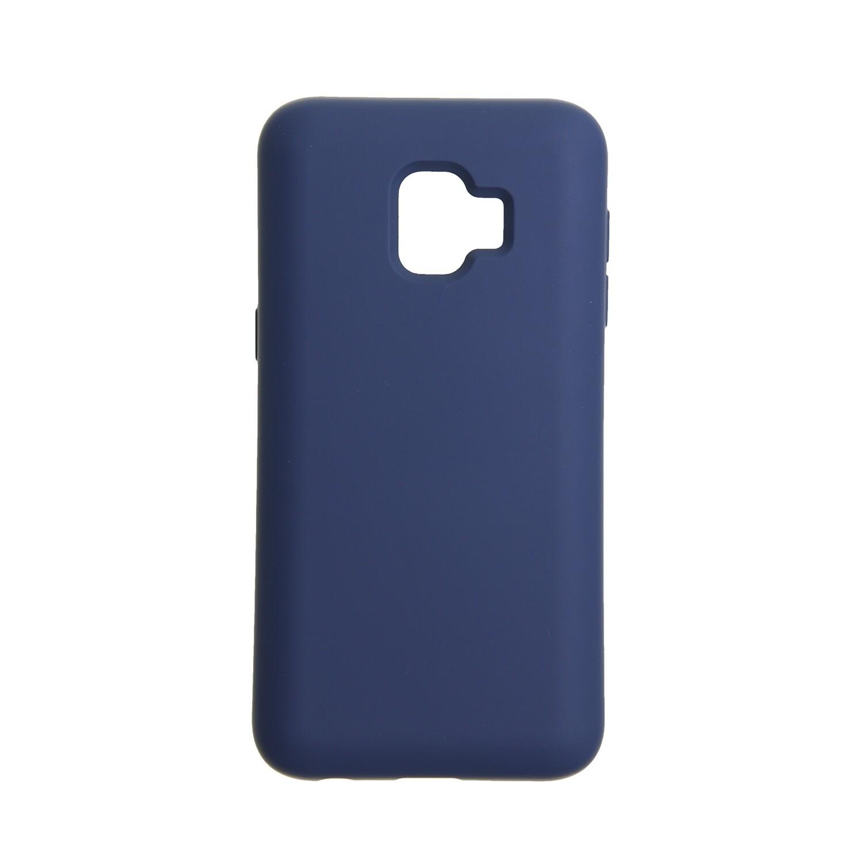 Estuche EL REY Silicon  Azul Marino  Samsung J2 Core