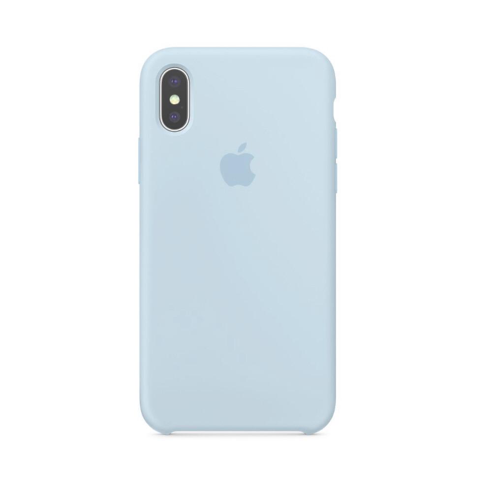 Estuche APPLE Original (Sky Blue) - IPHONE X