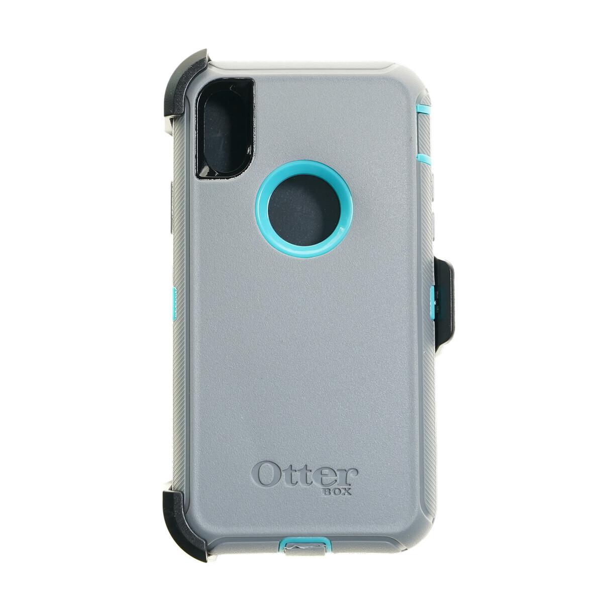 Estuche OTTERBOX Defender IPHONE XS MAX (6.5) GRIS | MENTA