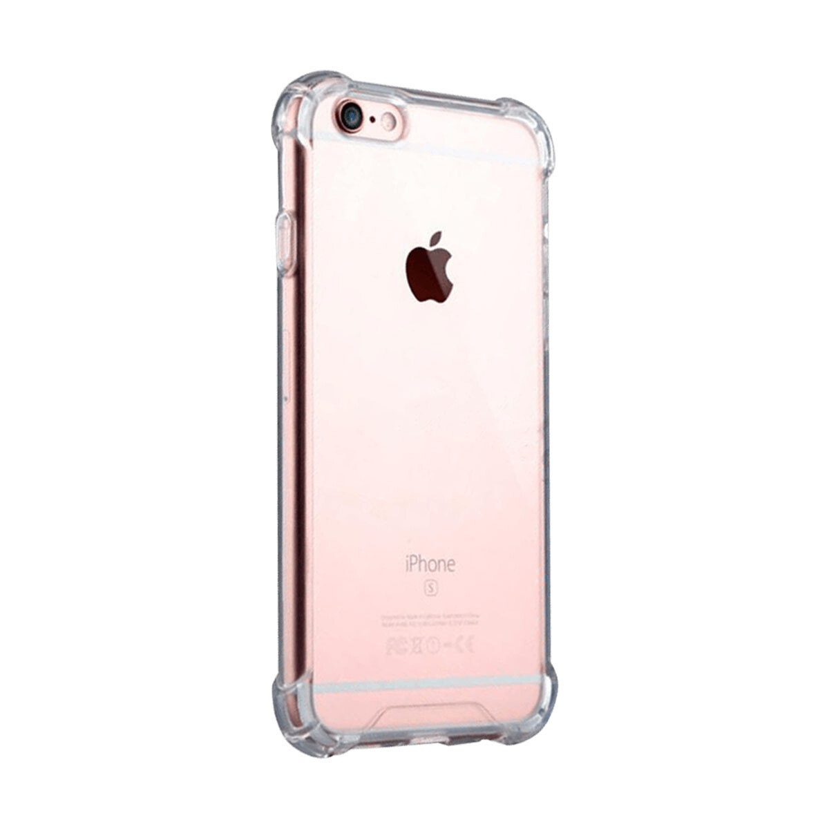 Estuche GEN Hard Case Reforzado  Transparente   Iphone 6