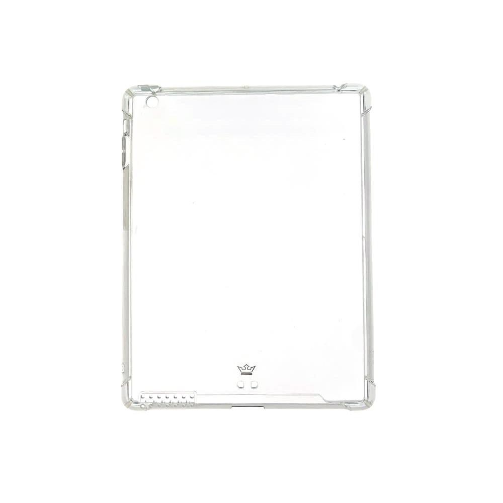 Estuche EL REY Hard Case Transparente -  Ipad 2 / 3 / 4