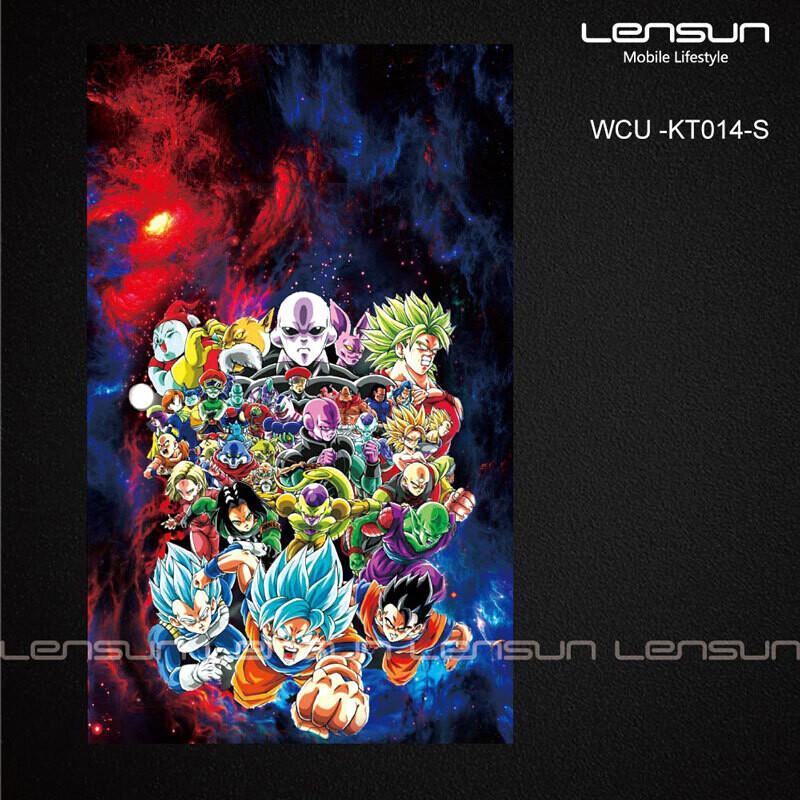 LENSUN para la parte trasera Estilo 24 Dragon Ball Z En Grupo