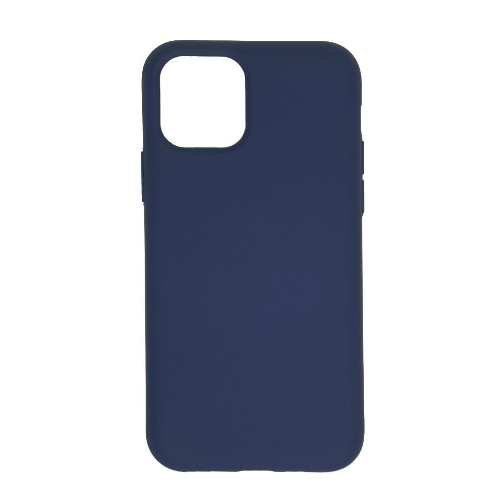 Estuche EL REY Silicon   Iphone 11 Pro Azul Marino