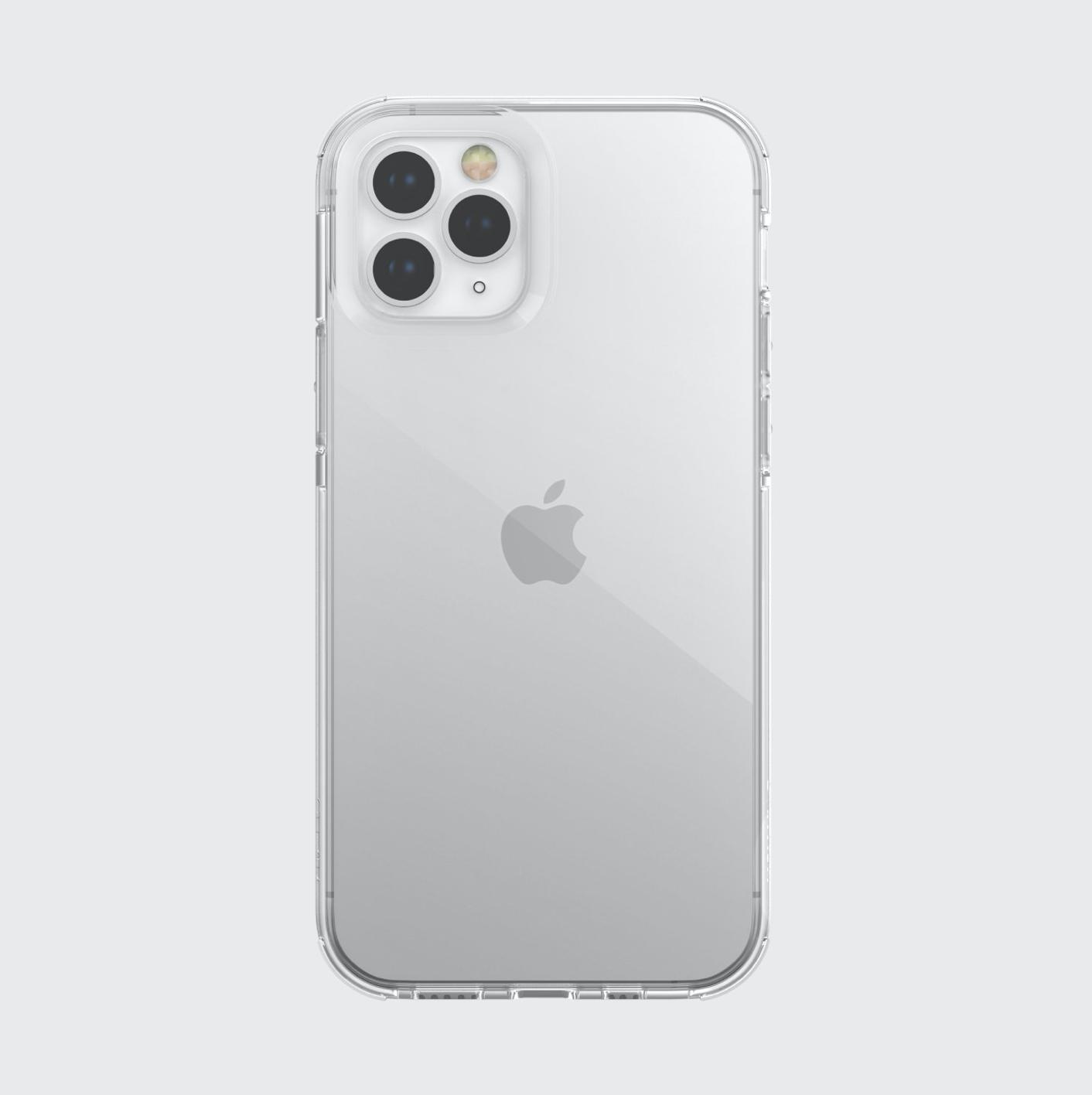 Estuche XDORIA Raptic Clear Transparente - IPHONE 12 MINI 5.4