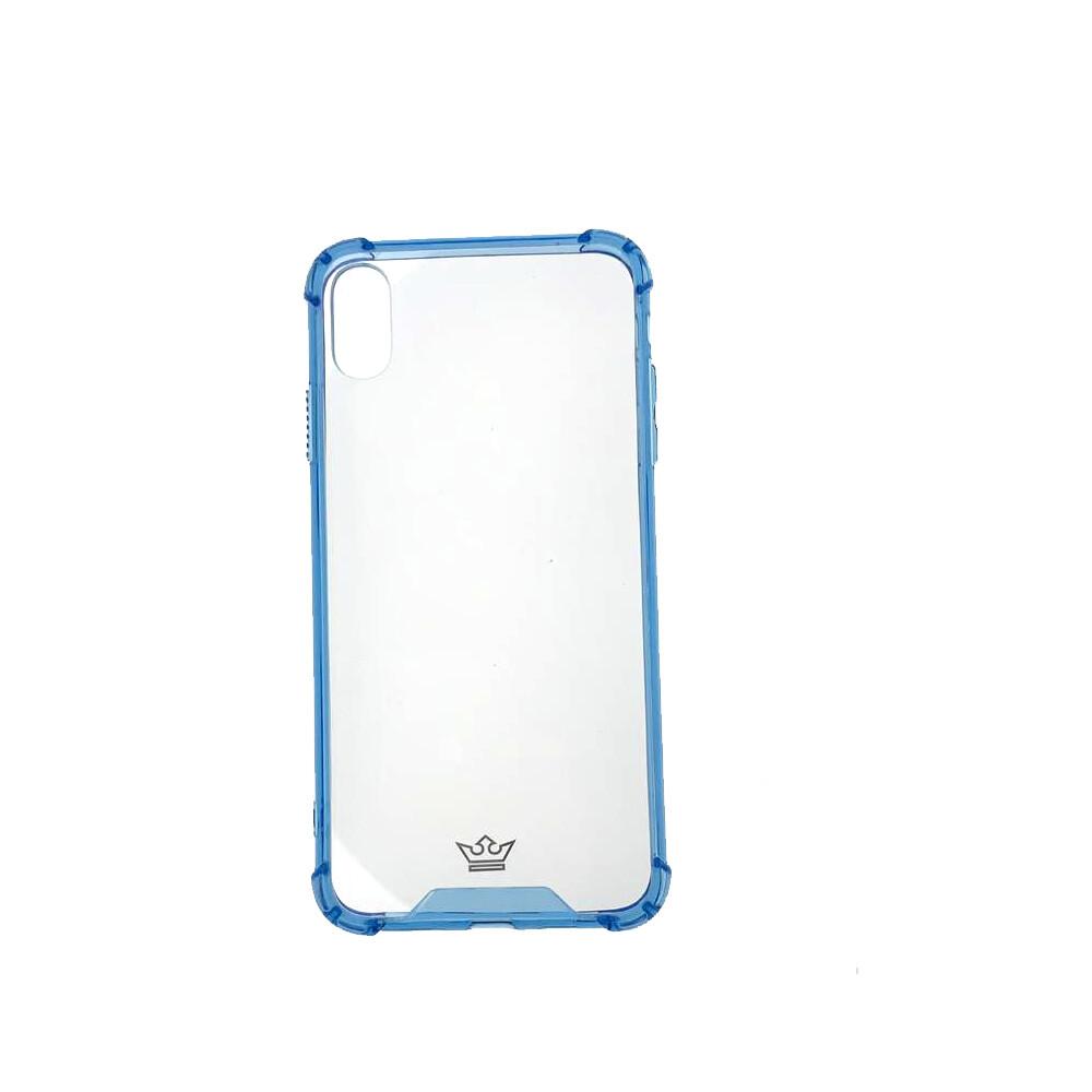 Estuche EL REY Hard Case Reforzado Azul - IPHONE XR (6.1)