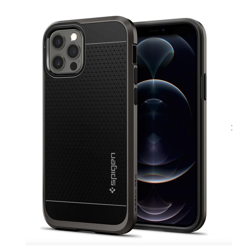 Estuche SPIGEN Neo Hybrid negro IPHONE 12 PRO MAX 6.7