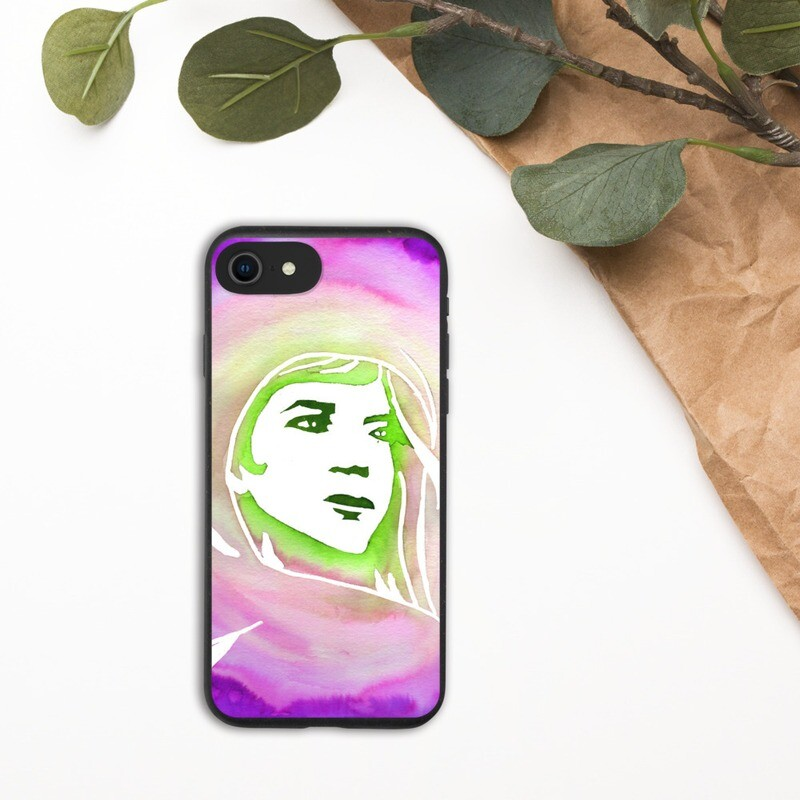 Chiti's Solace Biodegradable Phone Case