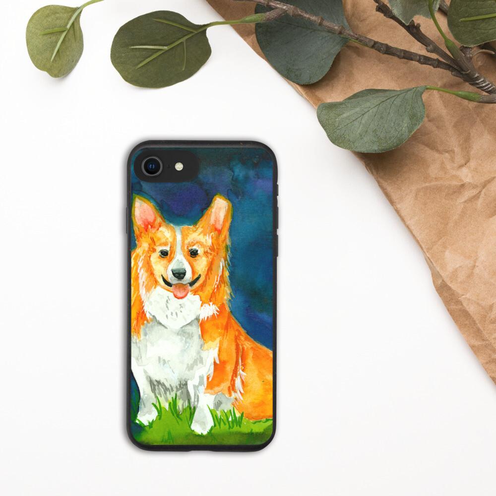 Hamish Deep Biodegradable Phone Case