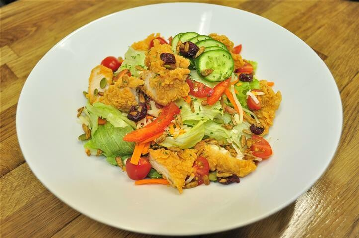 A1. Ogam Salad