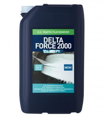 Delta Force 2000 Traffic Film Remover 5ltr