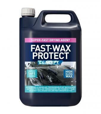 Fast Wax and Protect