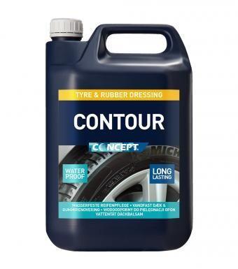 Contour Tyre Dressing 5ltr