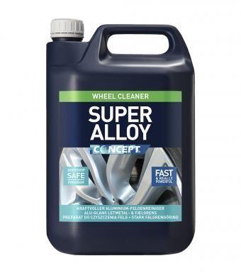 Super Alloy Wheel Cleaner 5ltr