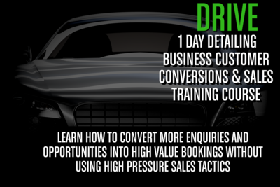 Drive 1 Day Sales Process and Customer Conversions Course