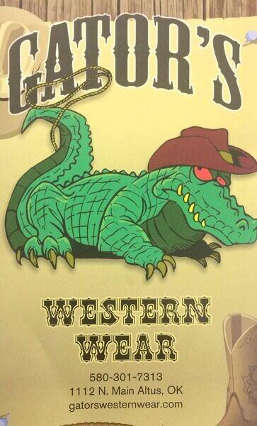 Gator's Western Wear