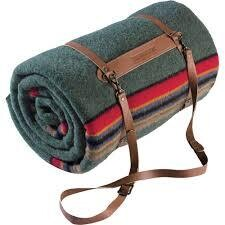 PENDLETON Yakima Twin Camp Blanket