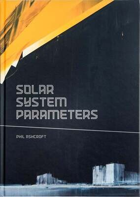 'Solar System Parameters' Limited Edition Book LAST COPIES