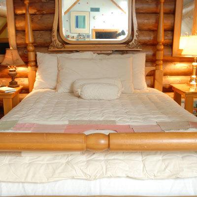 Woolie Comforter