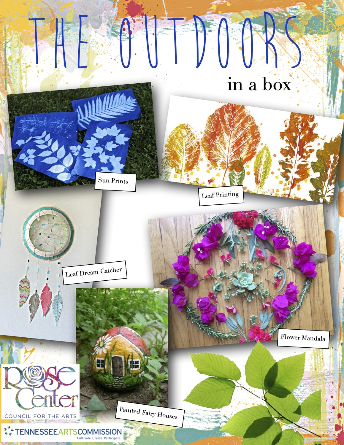 Summer Camp  - The Outdoors in a Box Pre-Order