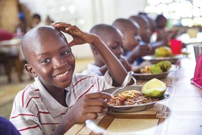 Donate school meal
