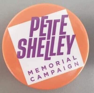 Pete Shelley Memorial Campaign Bottle Opener / Magnet