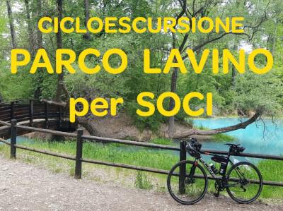 Cicloescurione Parco del Lavino per SOCI 2021