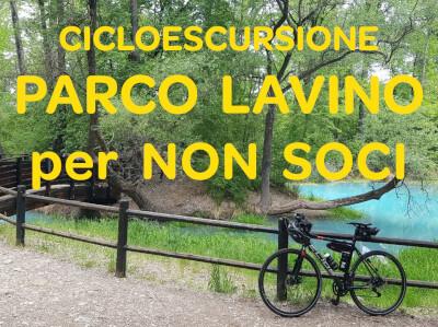 Cicloescurione Parco del Lavino per NON SOCI