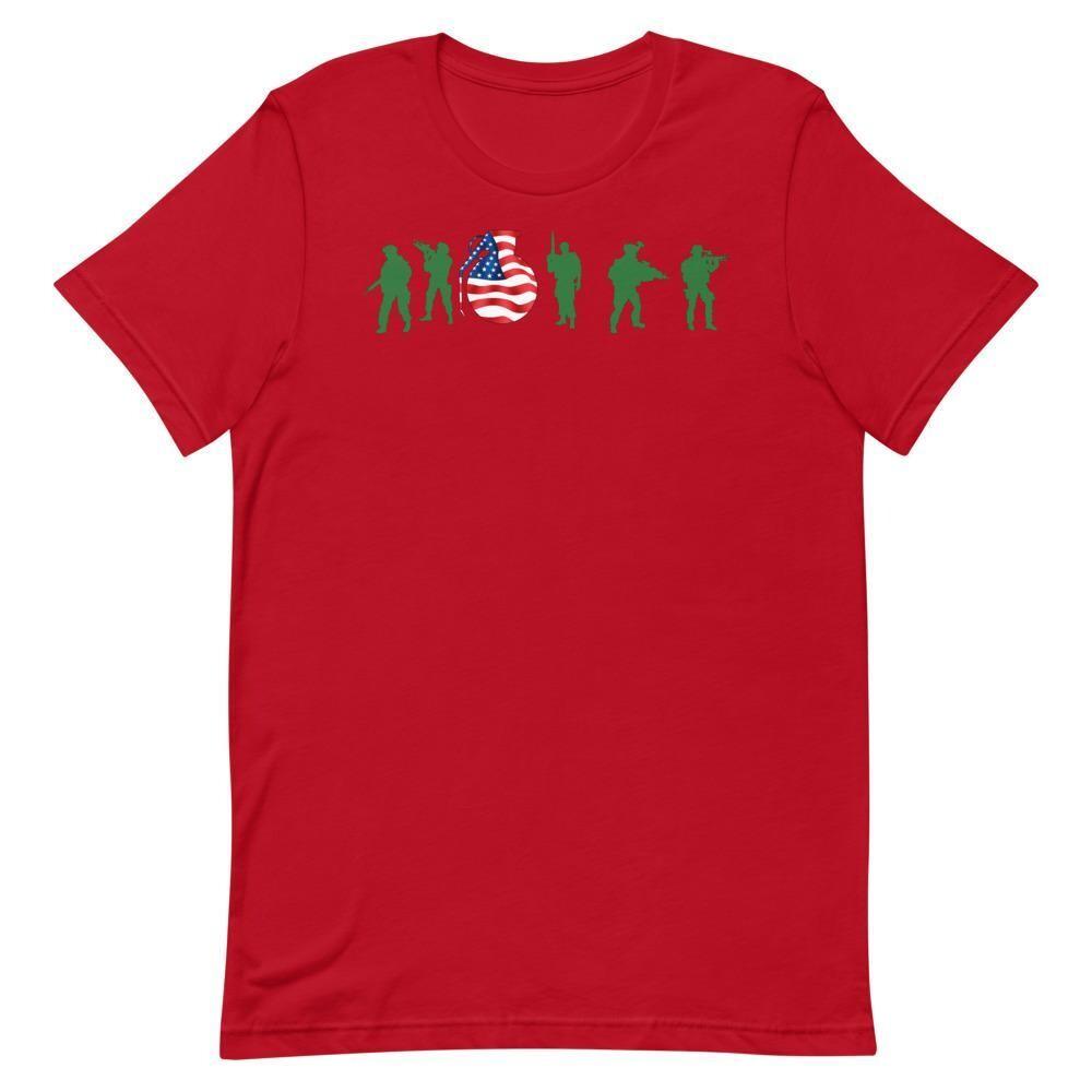 American Frag T Shirt