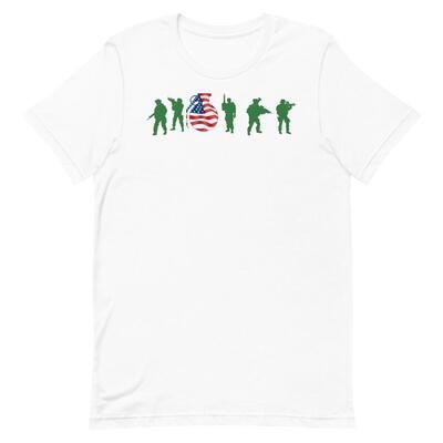 American Frag Long Sleeve T Shirt