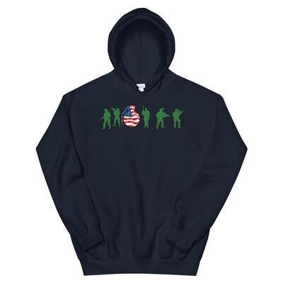 American Frag Hoodie