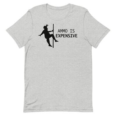 Dancing For Ammo II - Black Lettering T Shirt