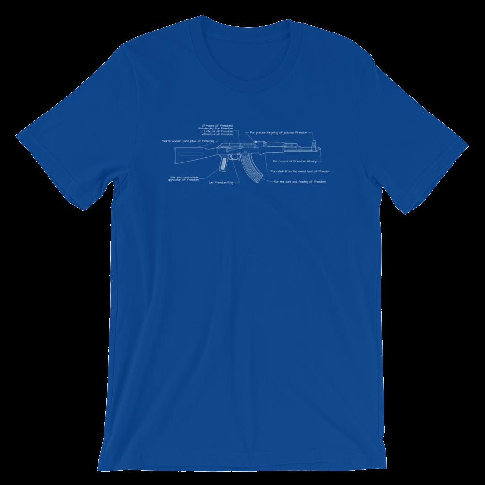 Freedom Rifle AK T Shirt
