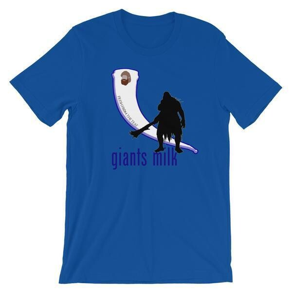 Giants Milk T Shirt