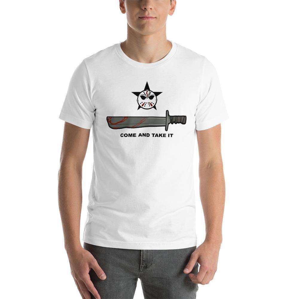 Jason Come Take XIII (Tactical Jason) T Shirt