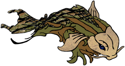 """Liberty Koi"" in Tigerflage"