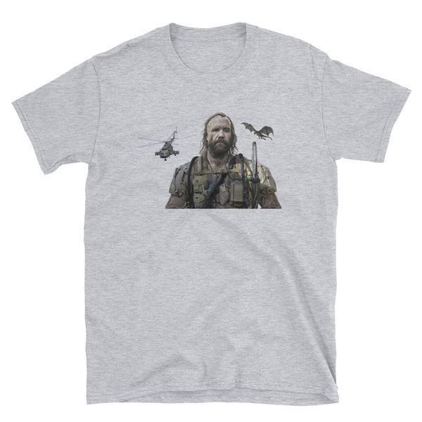 The Hound Pipe Hitter T Shirt