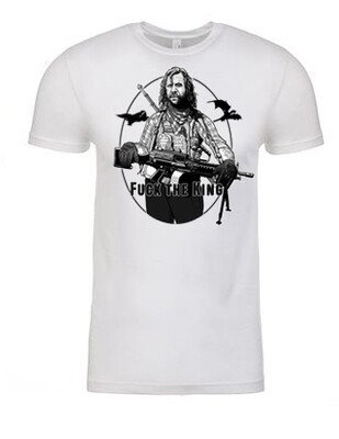 The Hound Fuck the King T Shirt