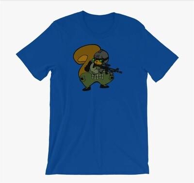 Sciurine Operations Shirt (Secret Squirrel Tee)