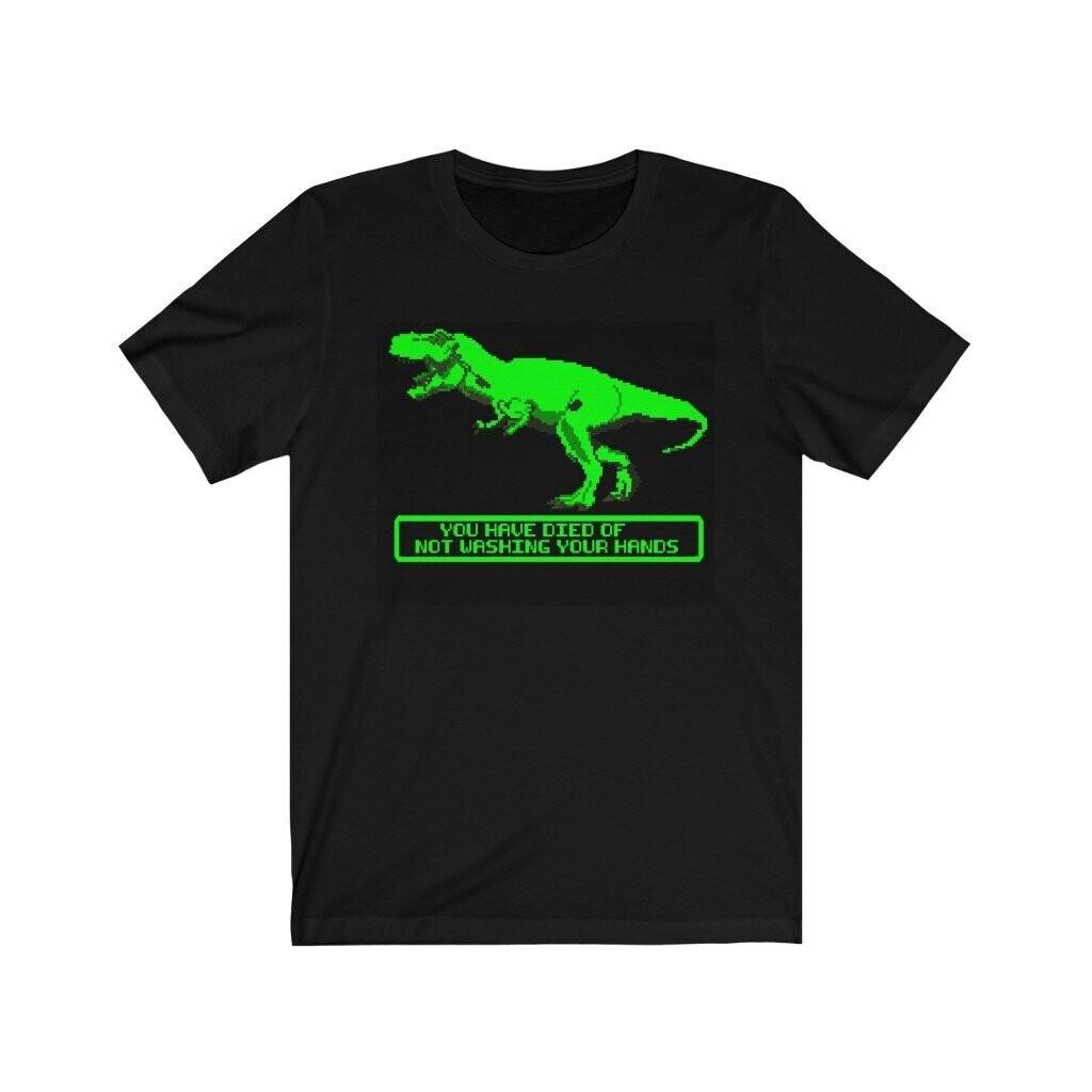 Oregon Trail T-Rex T Shirt